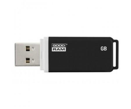 Флешка Goodram 64GB UMO2 Graphite USB 2.0 (UMO2-0640E0R11)