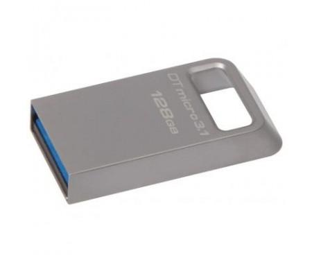 Флешка Kingston 128GB DT Micro 3.1 USB 3.1 (DTMC3/128GB)