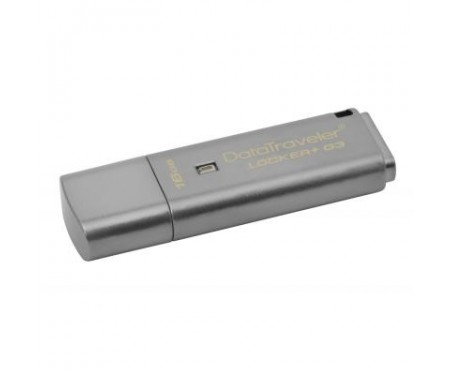 Флешка Kingston 16GB DataTraveler Locker + G3 USB 3.0 (DTLPG3/16GB)