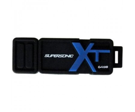 Флешка Patriot 64GB SUPERSONIC BOOST XT USB 3.0 (PEF64GSBUSB)