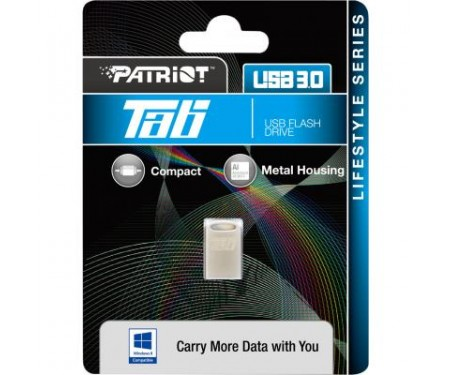Флешка Patriot 64GB Tab USB 3.1 (PSF64GTAB3USB)
