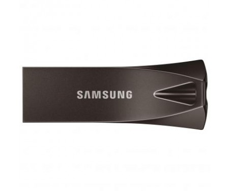 Флешка Samsung 128GB Bar Plus Black USB 3.1 (MUF-128BE4/APC)