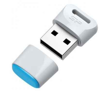 Флешка Silicon Power 32GB Touch T06 USB 2.0 (SP032GBUF2T06V1W)