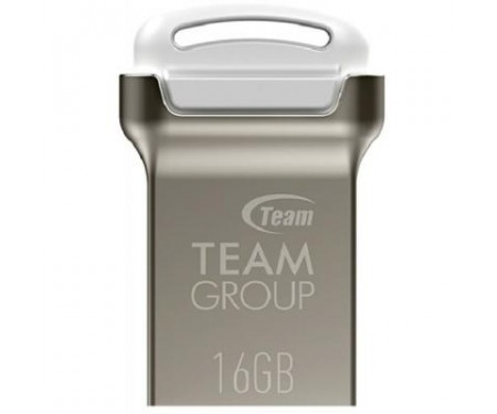 Флешка Team 16GB C161 White USB 2.0 (TC16116GW01)