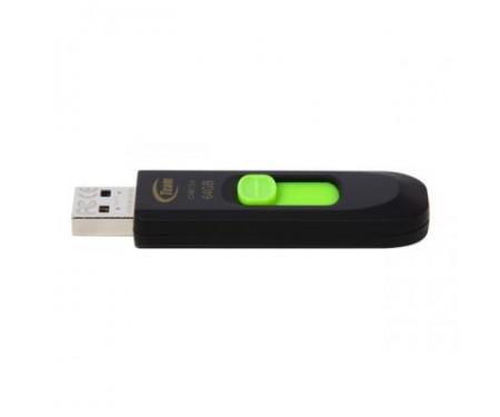 Флешка Team 64GB C145 Green USB 3.0 (TC145364GG01)