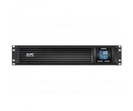 ИБП APC Smart-UPS C RM 1000VA LCD (SMC1000I-2U)