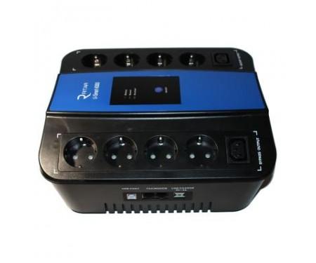 ИБП Ritar U-Smart-1000 (600W) (RS628U)