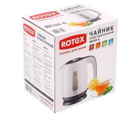 Электрочайник Rotex RKT03-G