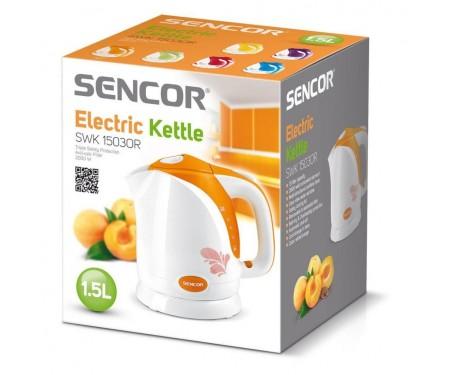 Электрочайник Sencor SWK1503OR