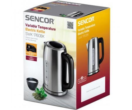 Электрочайник Sencor SWK1760BK