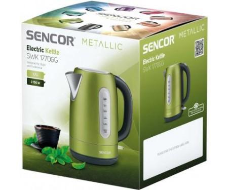 Электрочайник Sencor SWK1770GG