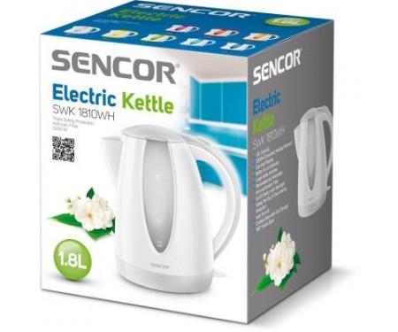 Электрочайник Sencor SWK1810WH