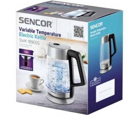 Электрочайник Sencor SWK1890SS