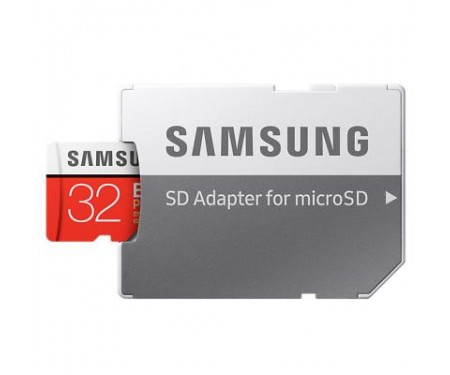 Карта памяти Samsung 32GB microSD class 10 UHS-I Evo Plus (MB-MC32GA/RU)