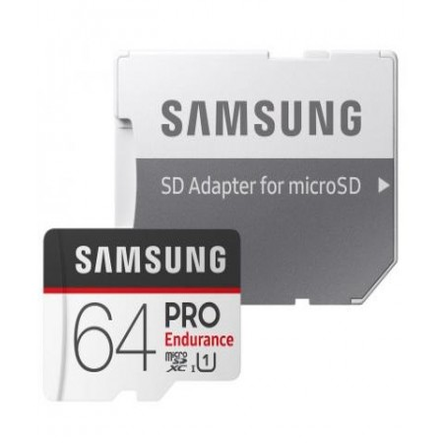 Карта памяти Samsung 64GB microSD class 10 UHS-I (MB-MJ64GA/RU)
