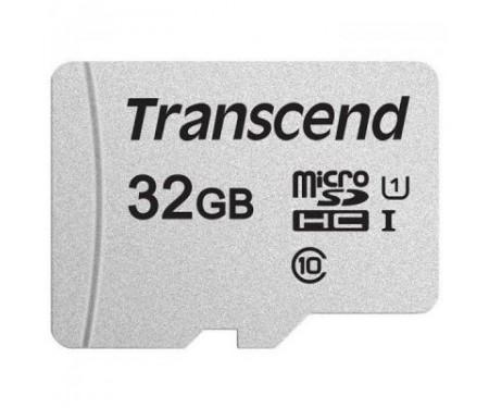 Карта памяти Transcend 32GB microSDHC class 10 UHS-I U1 (TS32GUSD300S-A)