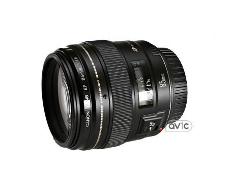 Стандартный объектив Canon EF 85mm f/1.8 USM