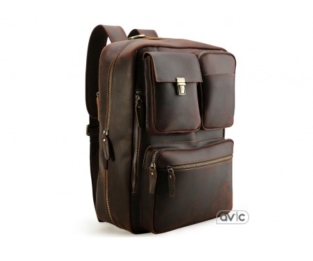 Tiding Convertible Backpack (3566FS) Brown