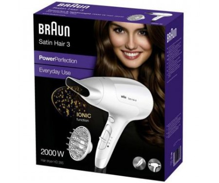 Фен Braun HD385