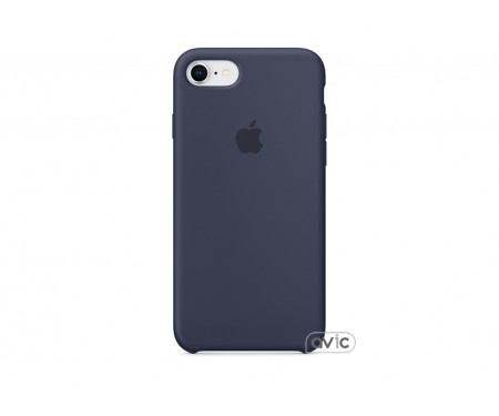 Чехол для смартфона Apple iPhone 8 / 7 Silicone Case - Midnight Blue (MQGM2)