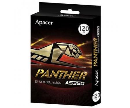 SSD накопитель 2.5 120GB Apacer (AP120GAS350-1)