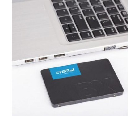 SSD накопитель 2.5 120GB MICRON (CT120BX500SSD1)