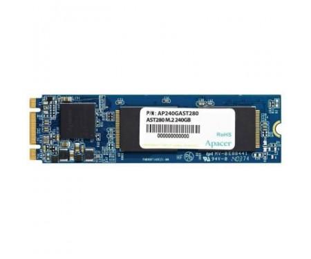 SSD накопитель M.2 2280 240GB Apacer (AP240GAST280-1)