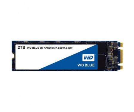 SSD накопитель M.2 2280 2TB Western Digital (WDS200T2B0B)