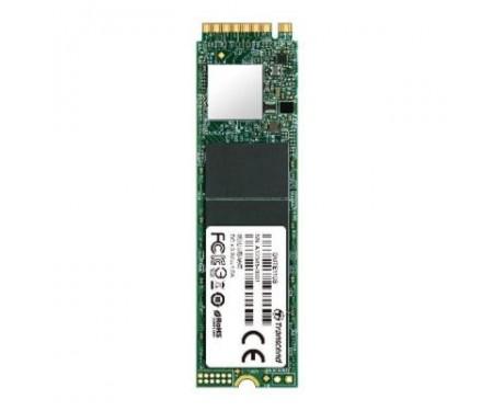 SSD накопитель M.2 2280 512GB Transcend (TS512GMTE110S)