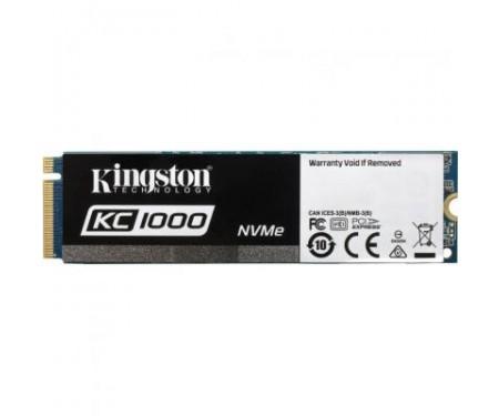 SSD накопитель M.2 2280 960GB Kingston (SUV500M8/960G)