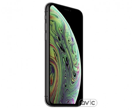 Apple iPhone XS Max Dual Sim 256GB Space Grey (MT742)