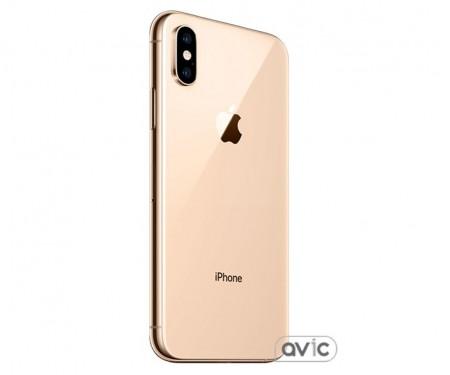 Apple iPhone XS Max Dual Sim 256GB Gold (MT762)