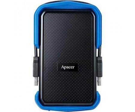 Внешний накопитель 2.5 1TB Apacer (AP1TBAC631U-1)