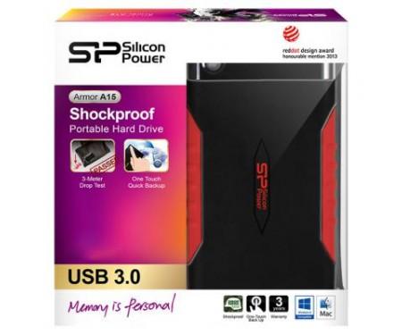 Внешний накопитель 2.5 1TB Silicon Power (SP010TBPHDA15S3L)