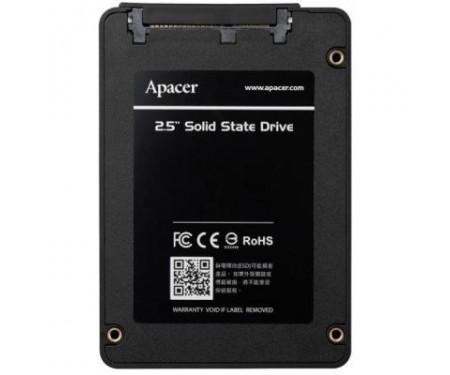SSD накопитель 2.5 240GB Apacer (AP240GAS340G)