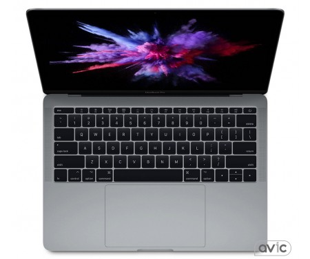 Apple MacBook Pro 13 Space Gray (Z0UH0003A/Z0UH00168)