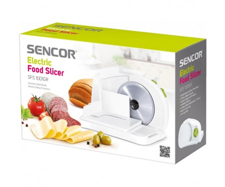 Ломтерезка (слайсер) Sencor SFS 1001 GR (SFS1001GR)
