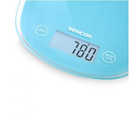 Весы кухонные Sencor SKS32BL