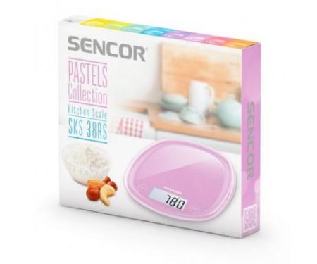Весы кухонные Sencor SKS38RS
