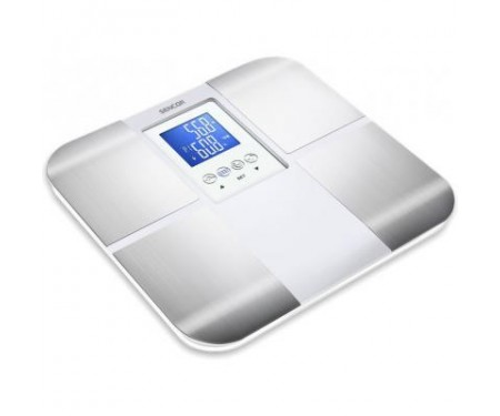 Весы напольные Sencor SBS6015WH