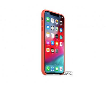 Чехол для смартфона Apple iPhone XS Max Silicone Case - Nectarine