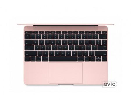 Ноутбук Apple MacBook 12 Rose Gold (Z0U40000N)