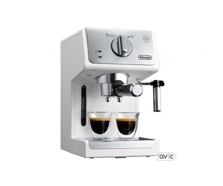 Кофеварка Delonghi ECP 33.21 (White)