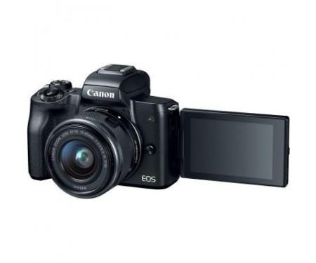 Фотоаппарат Canon EOS M50 15-45 IS STM Kit black (2680C060)