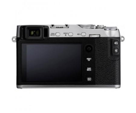 Фотоаппарат Fujifilm X-E3 XC 15-45mm F3.5-5.6 Kit Silver (16584814)