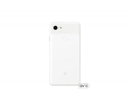 Смартфон Google Pixel 3 XL 128GB Cleraly White