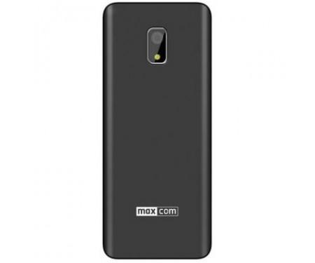 Мобильный телефон Maxcom MM236 Black-SIlver (5908235974071)