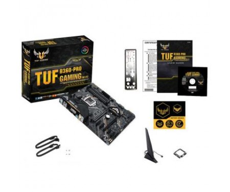 Материнская плата ASUS TUF B360-PRO Gaming WI-Fi
