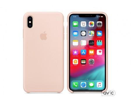 Чехол для смартфона Apple iPhone XS Max Silicone Case - Pink Sand (COPY)