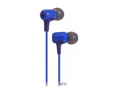 Наушники JBL E15 Blue (JBLE15BLU)